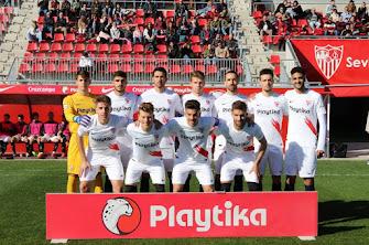 Sevilla Atlético Club.- 2019-2020