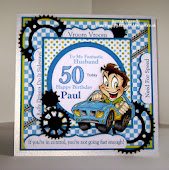 50th Birthday Card - KennyK's Rally