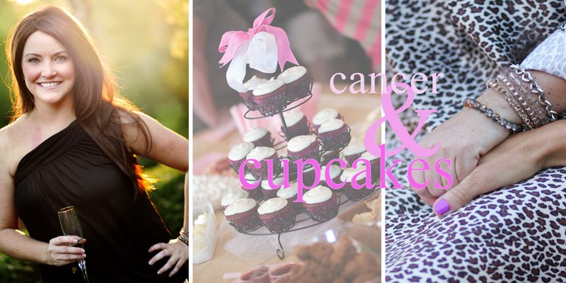 Cancer & Cupcakes...well, maybe a little more cancer than cupcakes these days.
