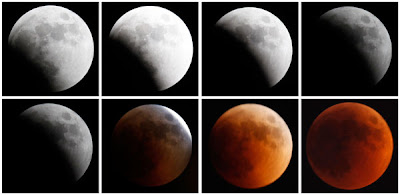 World's Biggest Moon Eclipse Pics for 2011