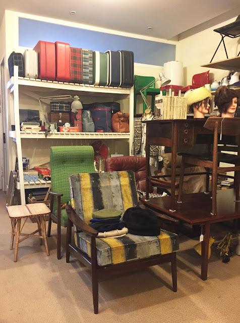 móveis vintage, loja vintage, decoração vintage, armazém vintage