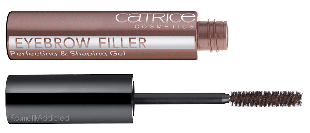 catrice eye brow brow filler perfecting shaping gel