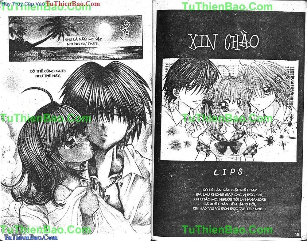 Viên Ngọc Nàng Tiên Cá Chapter 5 - Trang 8
