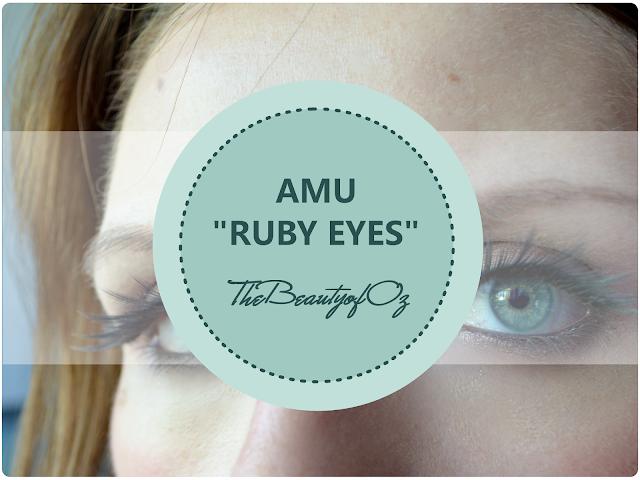 AMU Ruby Eyes The Beauty of Oz