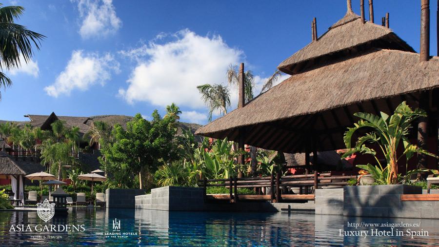 Hotel de lujo asia gardens resort de lujo en espa a 5 - Campings de lujo en espana ...