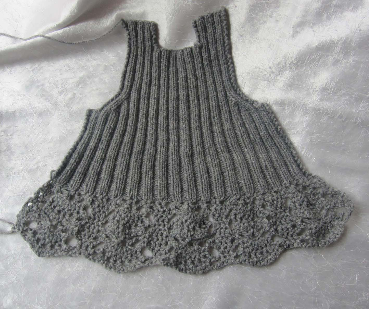Outstanding Häkelmuster Kleid Sketch - Decke Stricken Muster ...