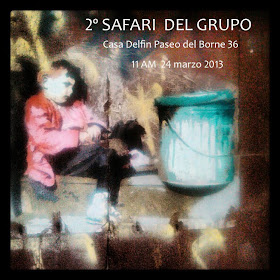 2º SAFARI DE STREET ART