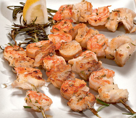 Рецепты шашлыков из рыбы