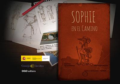 Sophie en el camino