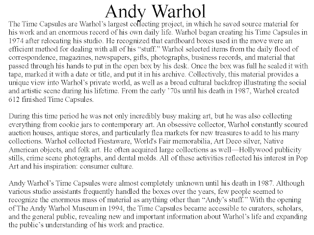 image analysis andy warhol and Andy warhol famously appropriated familiar images from consumer culture and mass media, among them celebrity and tabloid news photographs, comic strips, and, in this work, the widely consumed canned soup made by the campbell's soup company.