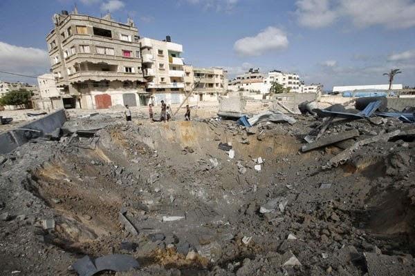 Israel Kembali Serangan Gaza Tewaskan 27 Orang