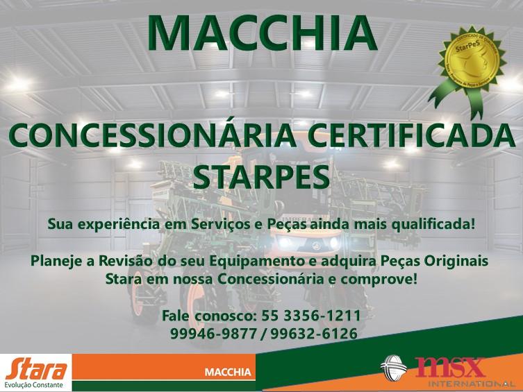 MACCHIA BOSSOROCA