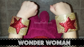 wonder woman toilet paper roll craft