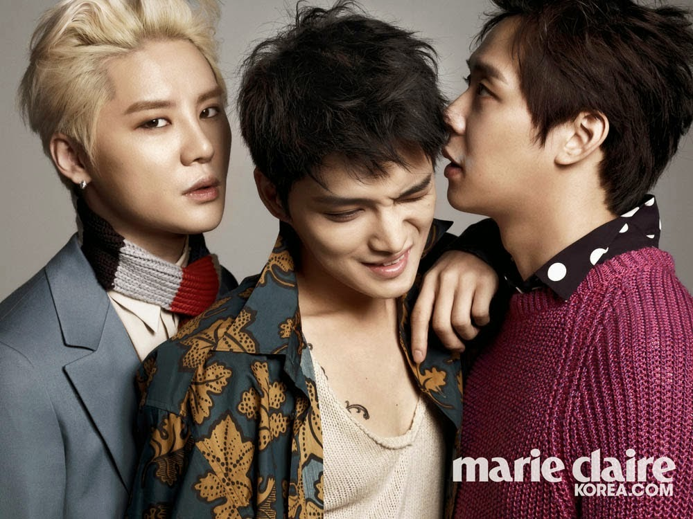 Listen to JYJ s special concert album preview   POPSEOUL