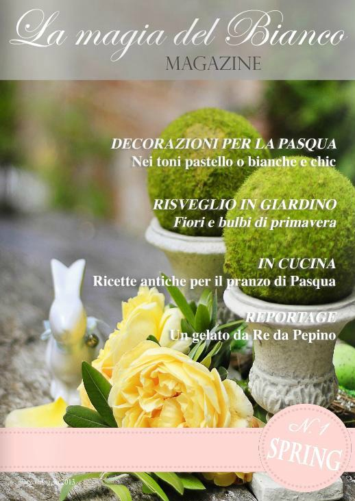 La Magia del Bianco Magazine