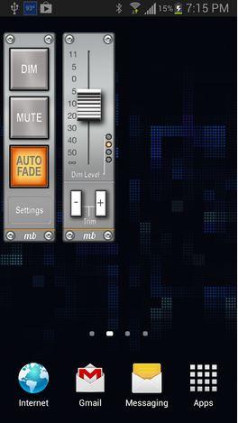 التنبيهات AudioBar Media Volume Widget,بوابة 2013 3.JPG