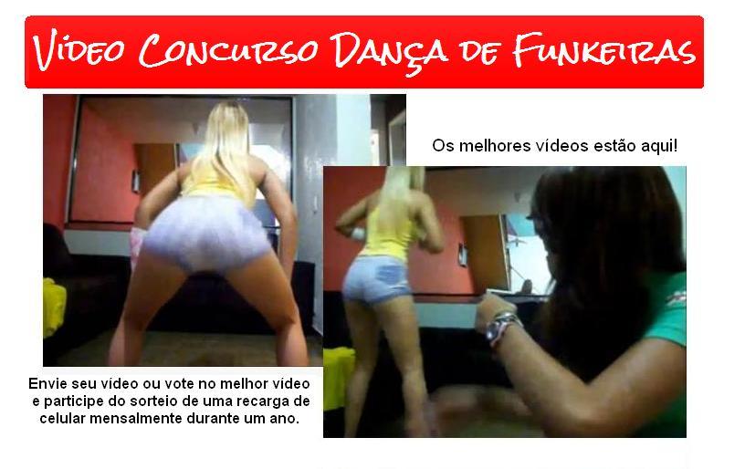 Vídeo Concurso Dança das Funkeiras