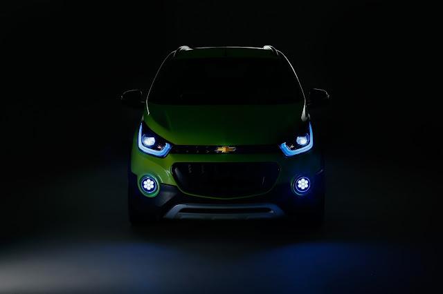2016 Chevrolet Beat India