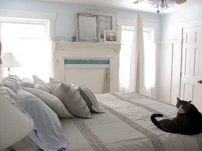 Emerald Cove Beachy Bedroom Reveal