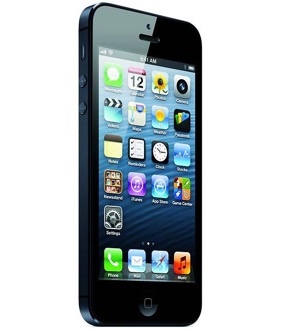 iPhone 5 a fost lansat in cadrul evenimentului Apple de astazi