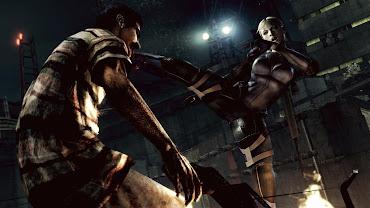 #12 Resident Evil Wallpaper