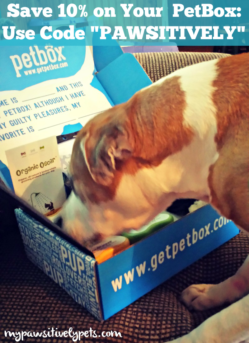 Save 10% on PetBox