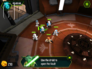 lego star wars the yoda chronicles screen 3 LEGO Star Wars: The Yoda Chronicles (iOS)   Logo & Screenshots