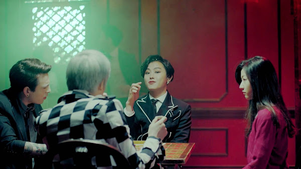 Block B U-Kwon Jackpot