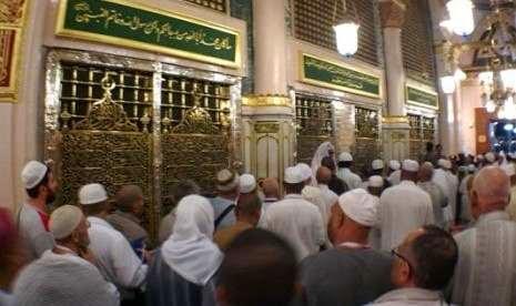 Isu Heboh Pemindahan Makam Nabi Muhammad SAW