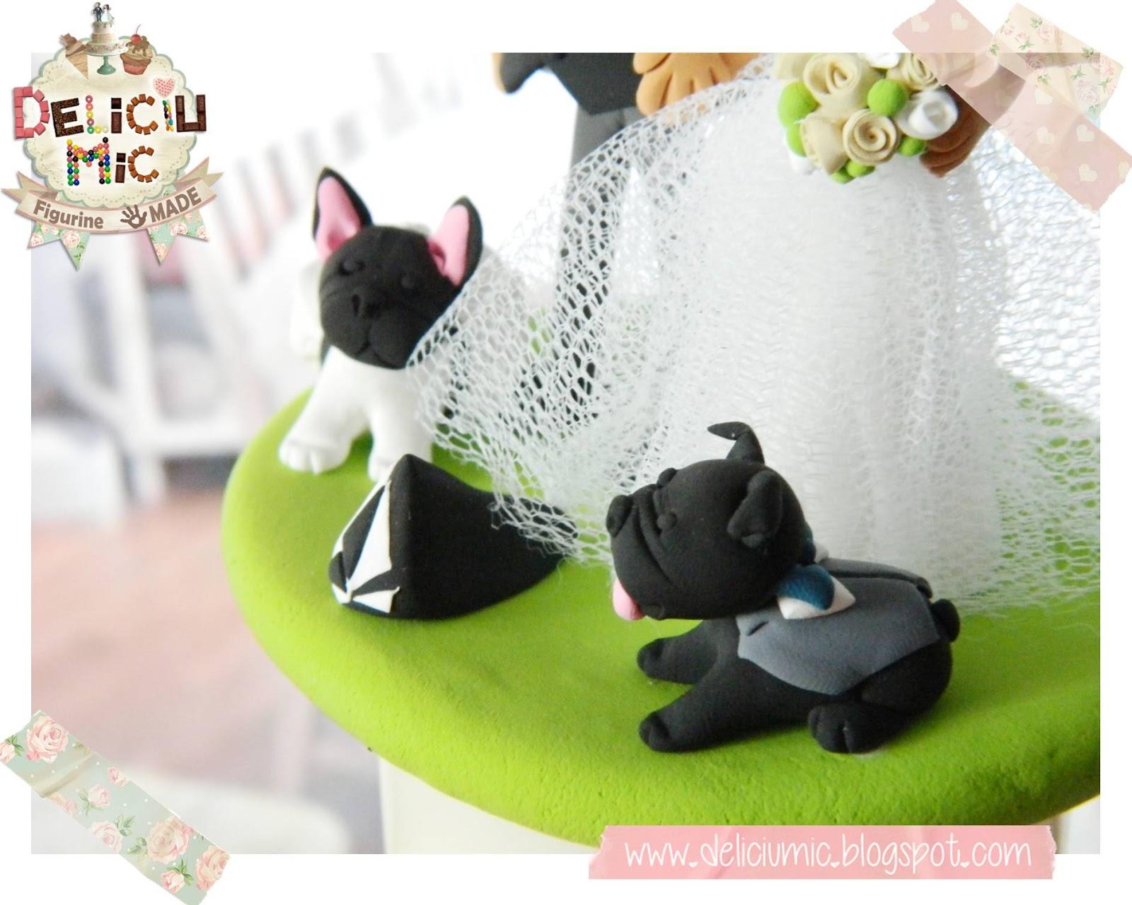 figurine de tort pentru nunta
