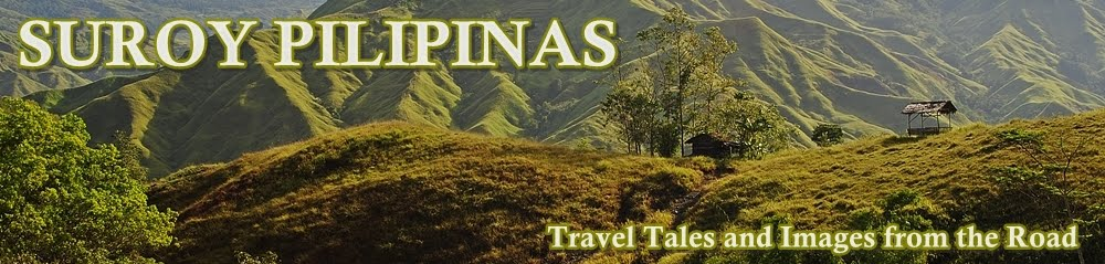 SUROY PILIPINAS - A Philippine Travel Blog