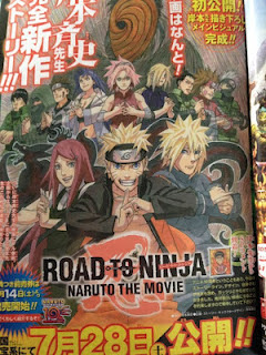 Alur Cerita Naruto Shippuden The Movie 6 (Road To Ninja)