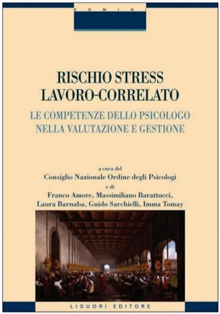 stress lavoro psicologia italia