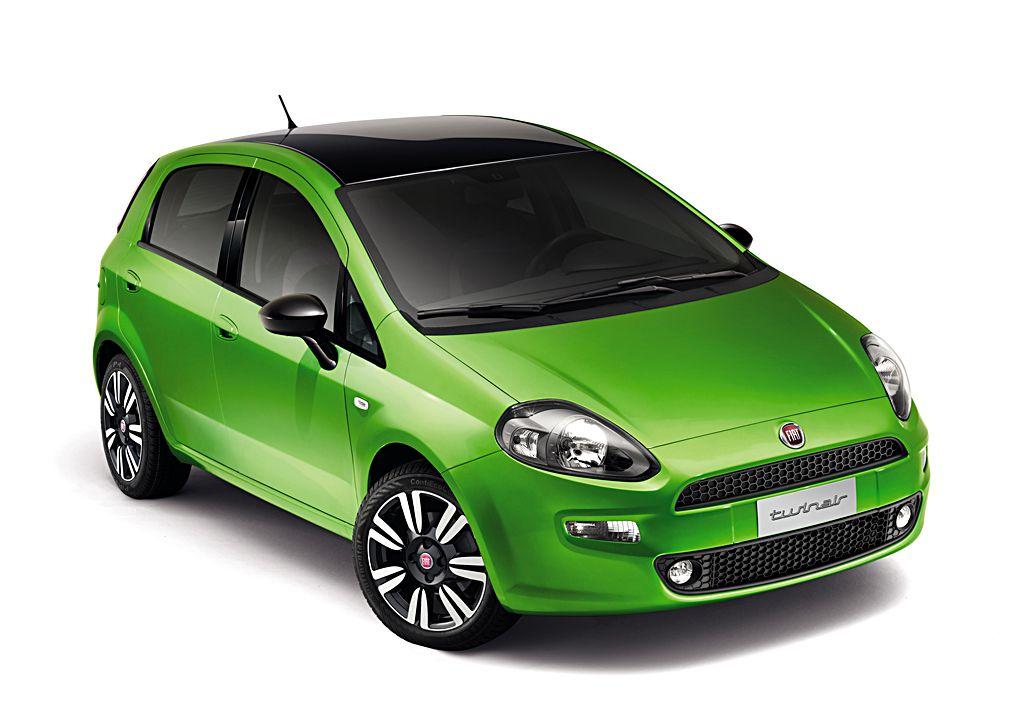 auto Fiat Punto 2014