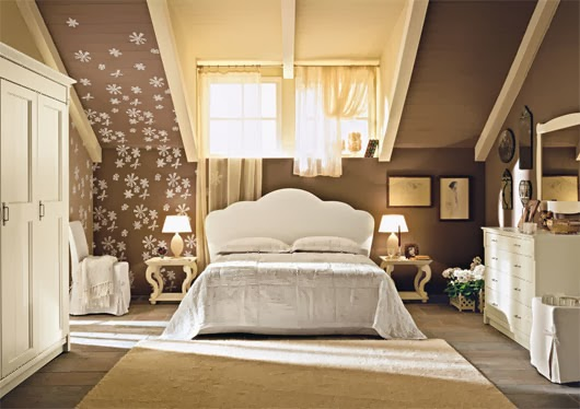 Bedroom glamor ideas country style bedroom glamor ideas for Country themed bedroom