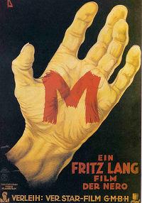 M-Deutsch (1931) Poster