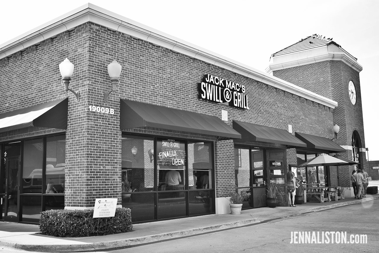Jack Mac's swill and grill