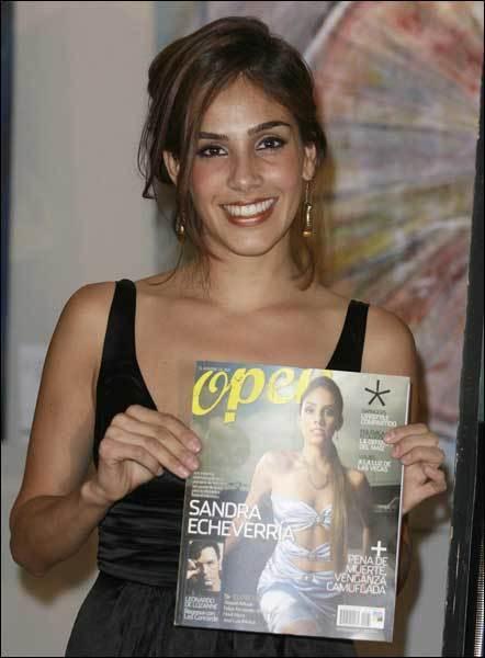 Sandra Echeverría pictures