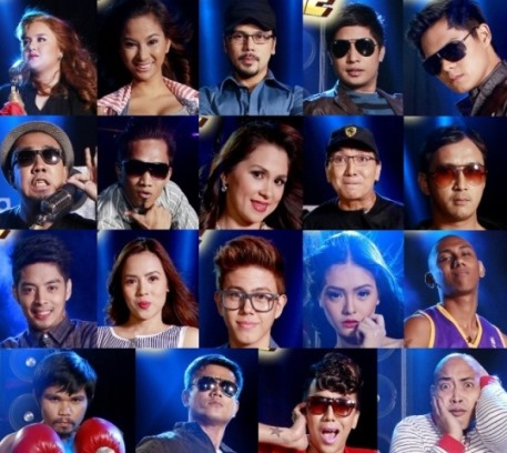 The 19 Kalokalike Grand Finalists