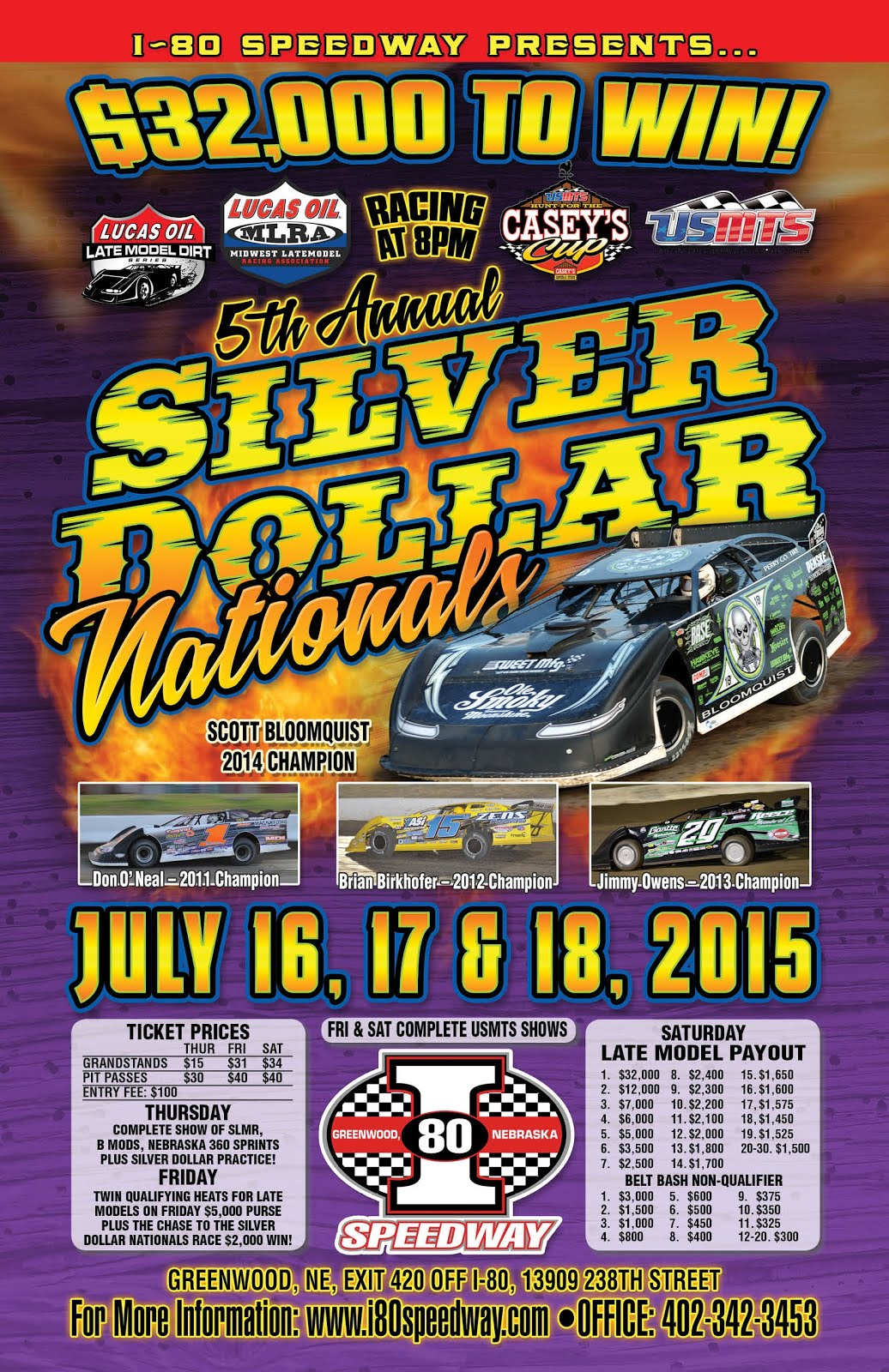 2015 Silver Dollar Nationals