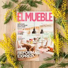 Imagenes son de El Mueble, revista española de gran prestigio en muchos países