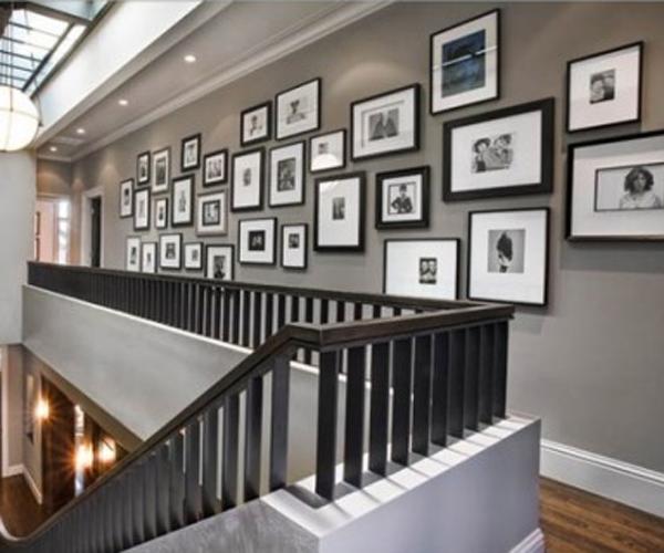missbudgetbeauty gallery wall. Black Bedroom Furniture Sets. Home Design Ideas