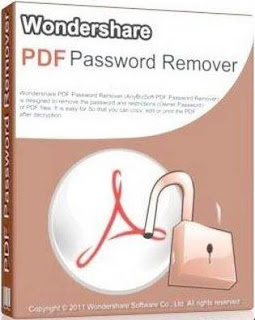 Wondershare PDF Password Remover v1.5.0 Incl Keymaker
