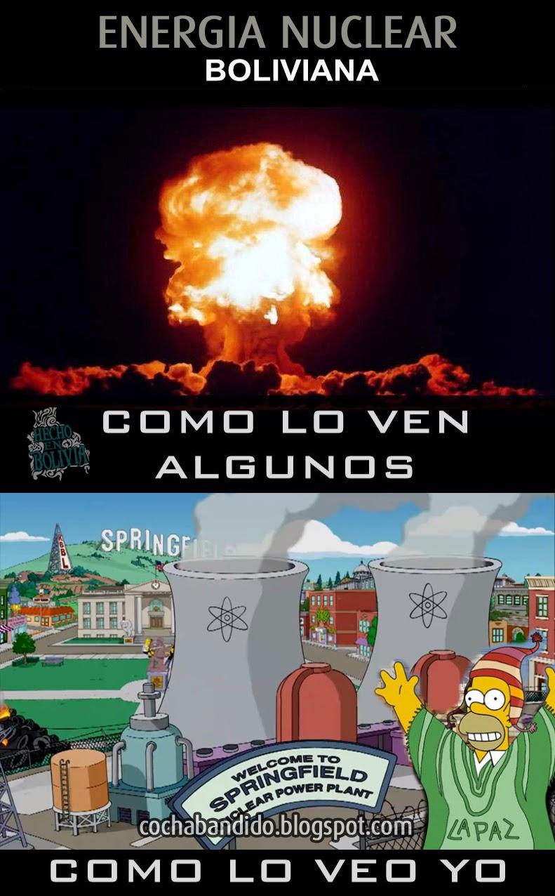Energia Nuclear Bolivia-cochabandido