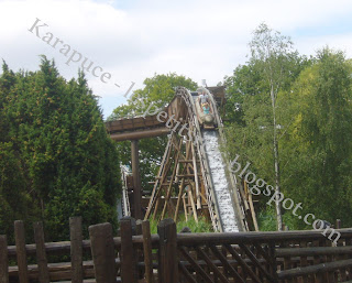 Menhir express parc astérix