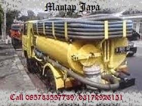 Jasa Sedot WC dan Tinja Kapasan Surabaya call 085733557739