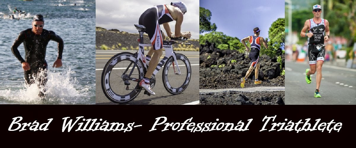 Brad Williams- Professional Triathlete