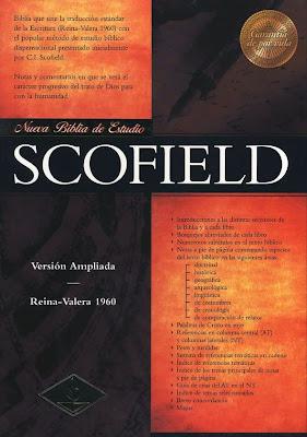 Nueva Biblia De Estudio Scofield-Génesis-Notas De Estudio-