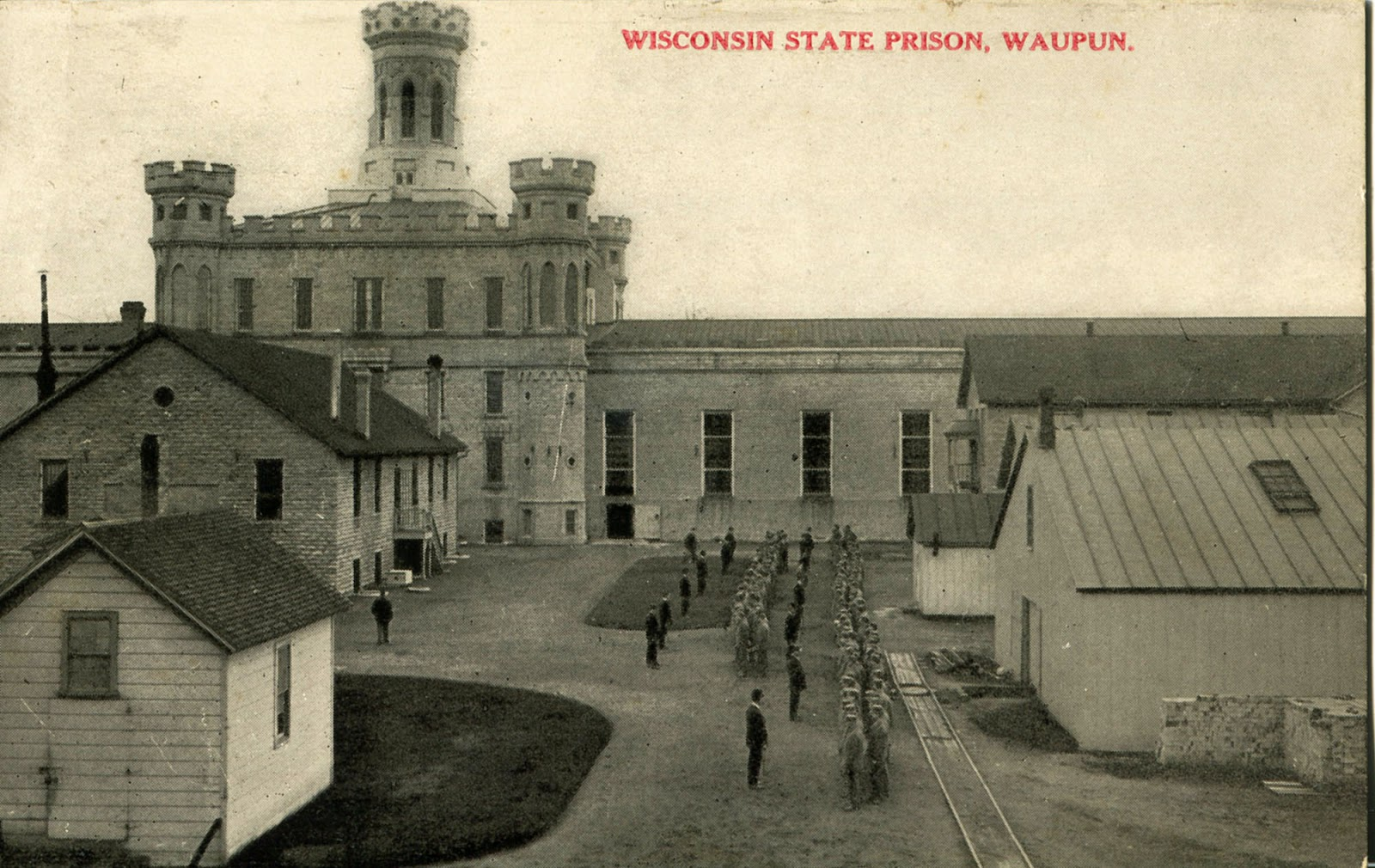 Prisons in Wisconsin | Wisconsin Historical Society