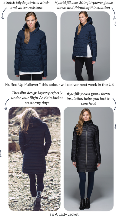 lululemon one times a lady jacket